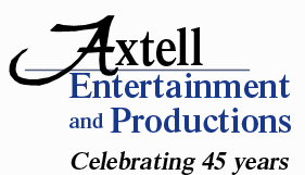 Axtell Entertainment and Productions Logo